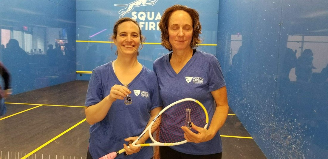 Squash Players in Washington DC